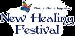 New Healing Festival 2020 Logo